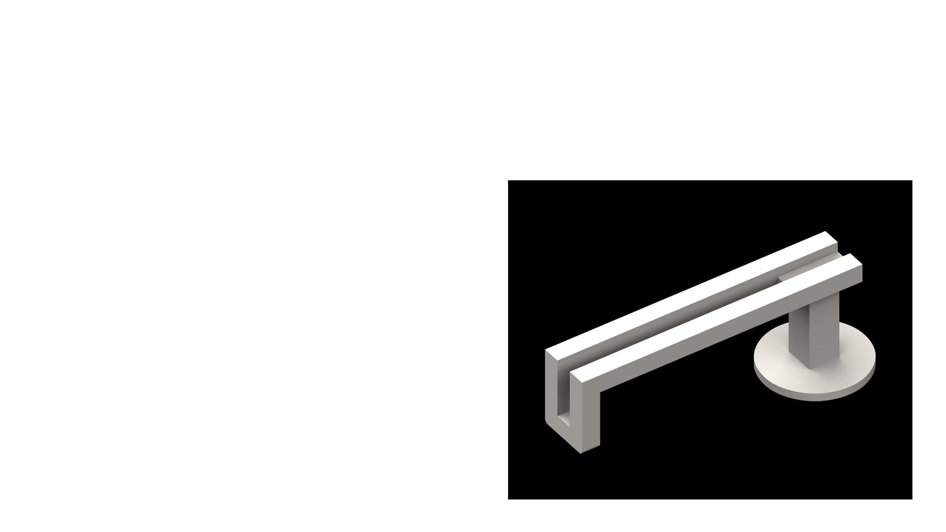 Ironmongery Parallel Range
