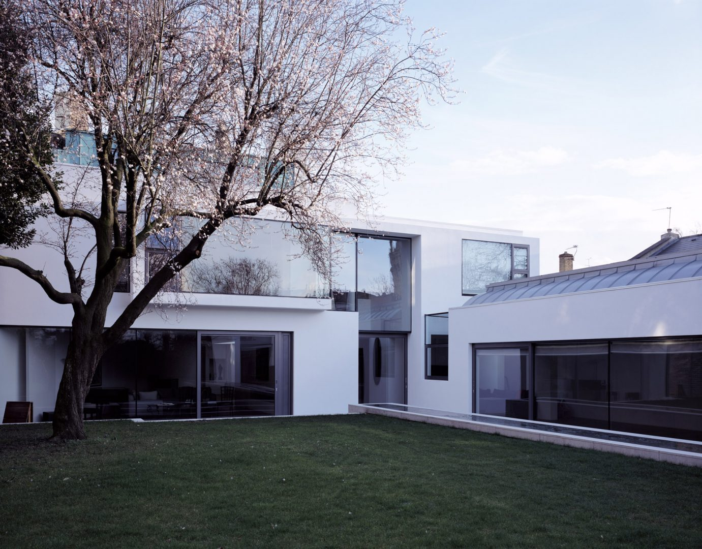 long house London — Keith Williams Architects