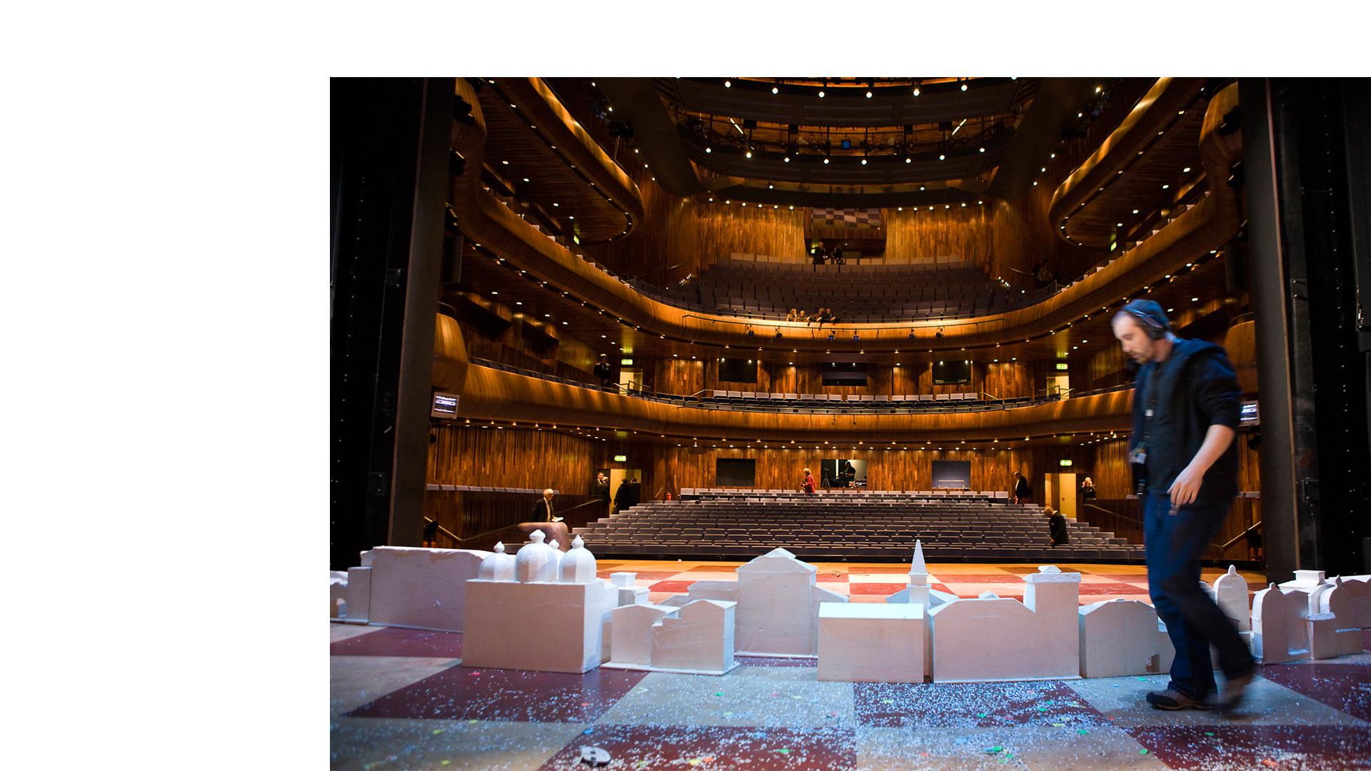 National Opera House Ireland