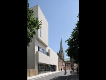 Novium Museum and Chichester Cathedral