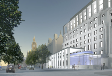 Metropolitan Police HQ Keith WIlliams Architects