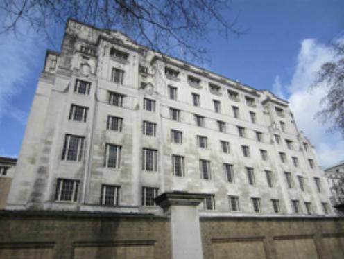 Curtis Green Building Metropolitan Police