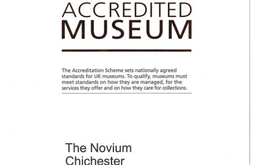 Novium Museum Nationally Accredited Museum