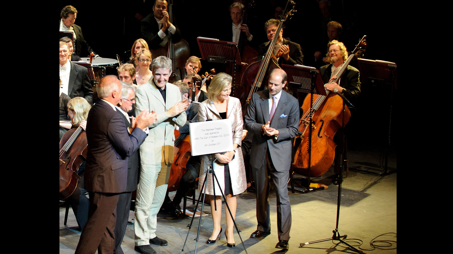 Royal Opening of the Marlowe Theatre