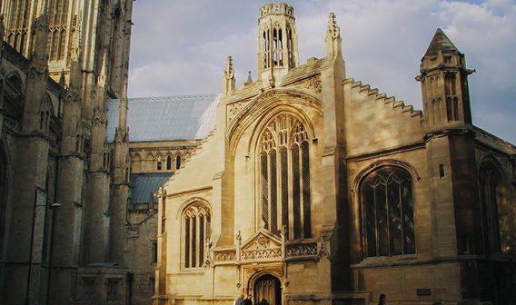 St Michael le Belfrey York west prospect