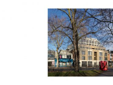 Proposed new Apartment Building on Turnham Green by Keith Williams Architects
